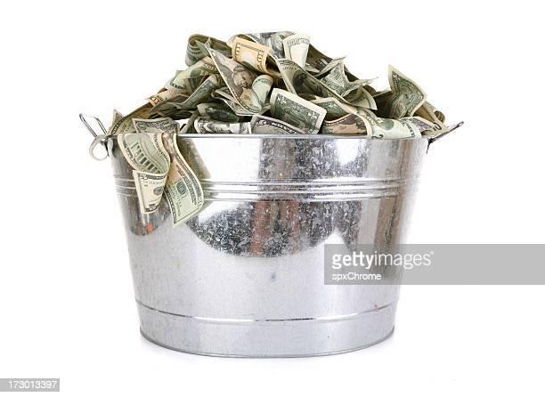 Tub of Cash