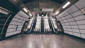 Tube Station Architecture