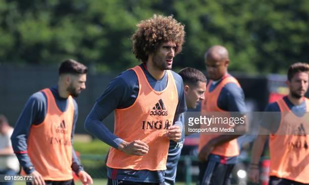 20170602 Tubize Belgium / Training Belgium / Marouane FELLAINI / Picture Vincent Van Doornick / Isosport