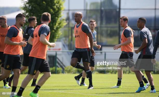 20170602 Tubize Belgium / Training Belgium / Vincent KOMPANY / Picture Vincent Van Doornick / Isosport