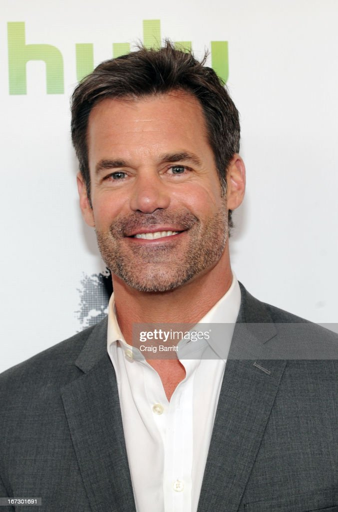 Tuc Watkins attends the 'All My Children' & 'One Life To Live' premiere at Jack H. Skirball Center for the Performing Arts on April 23, 2013 in New York City.
