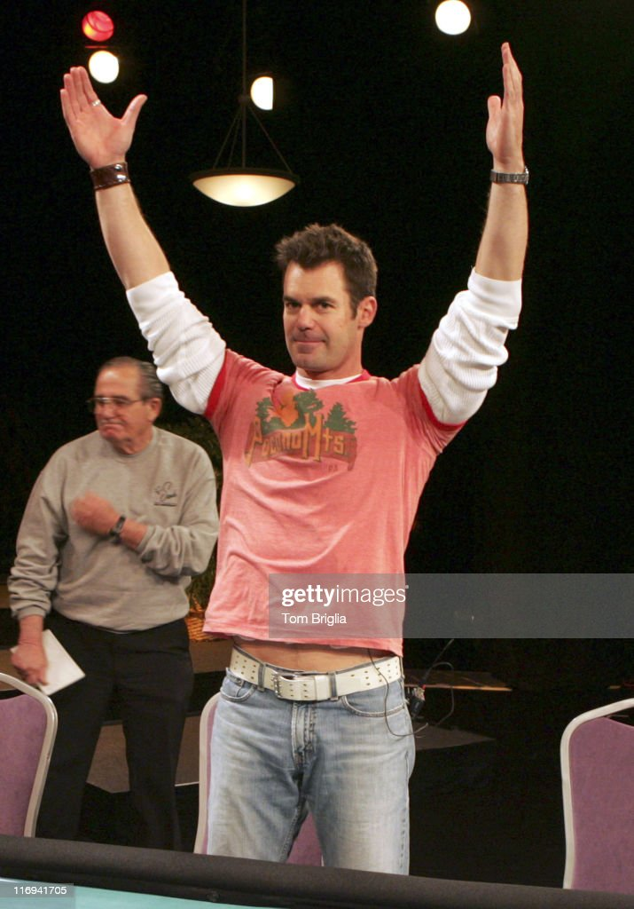 Tuc Watkins 'One Life to Live' during Stars at Sands Celebrity Poker Challenge at Sands Casino in Atlantic City New Jersey United States