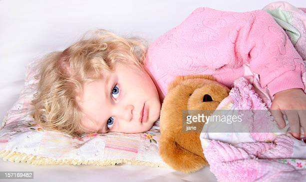 Tucked Into Bed Stock Photos And Pictures Getty Images