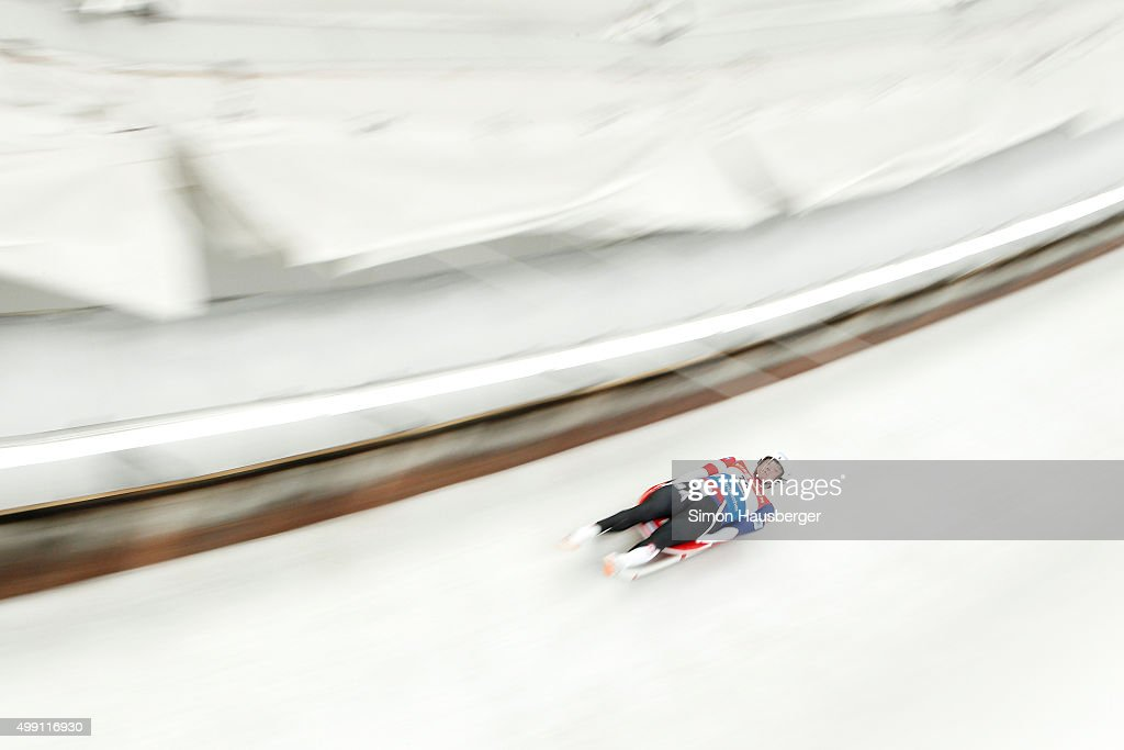 Viessmann Luge World Cup Innsbruck - Day 2