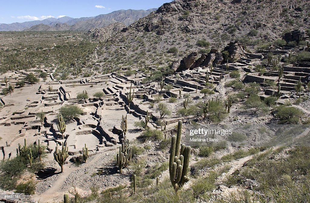 Tucuman province Argentina The Ruins of Quilmes This is a fortified citadel which was raised by the Quilmes Indians One of the most important...