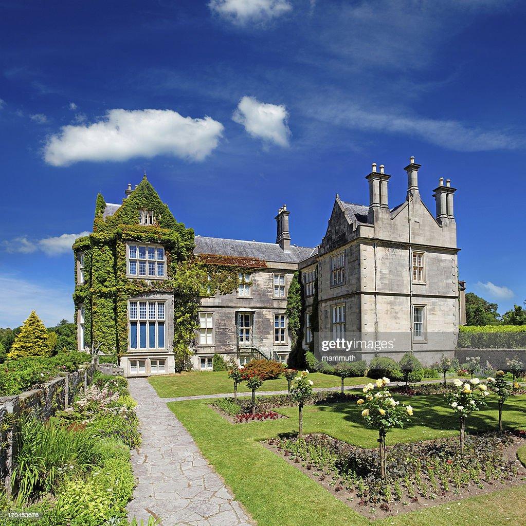 Tudor style mansion in Ireland