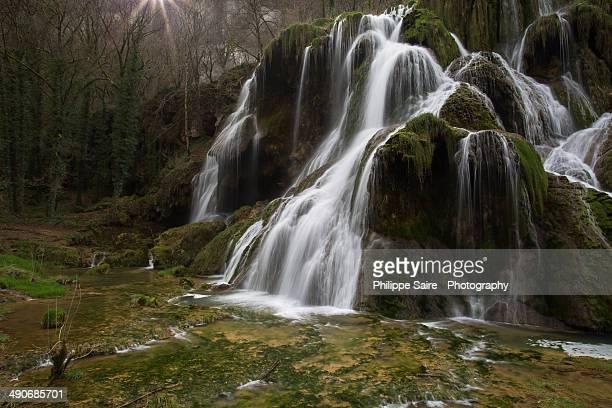 Tuff Waterfall