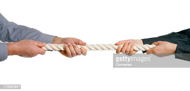 Tug of War - Male vs Female