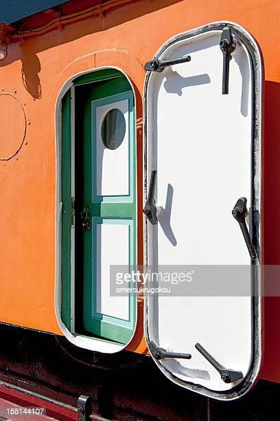 Tugboat Door