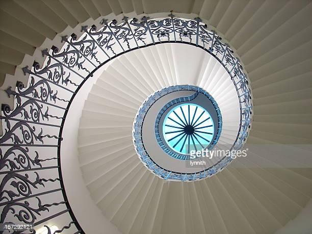 Tulipe-escalier