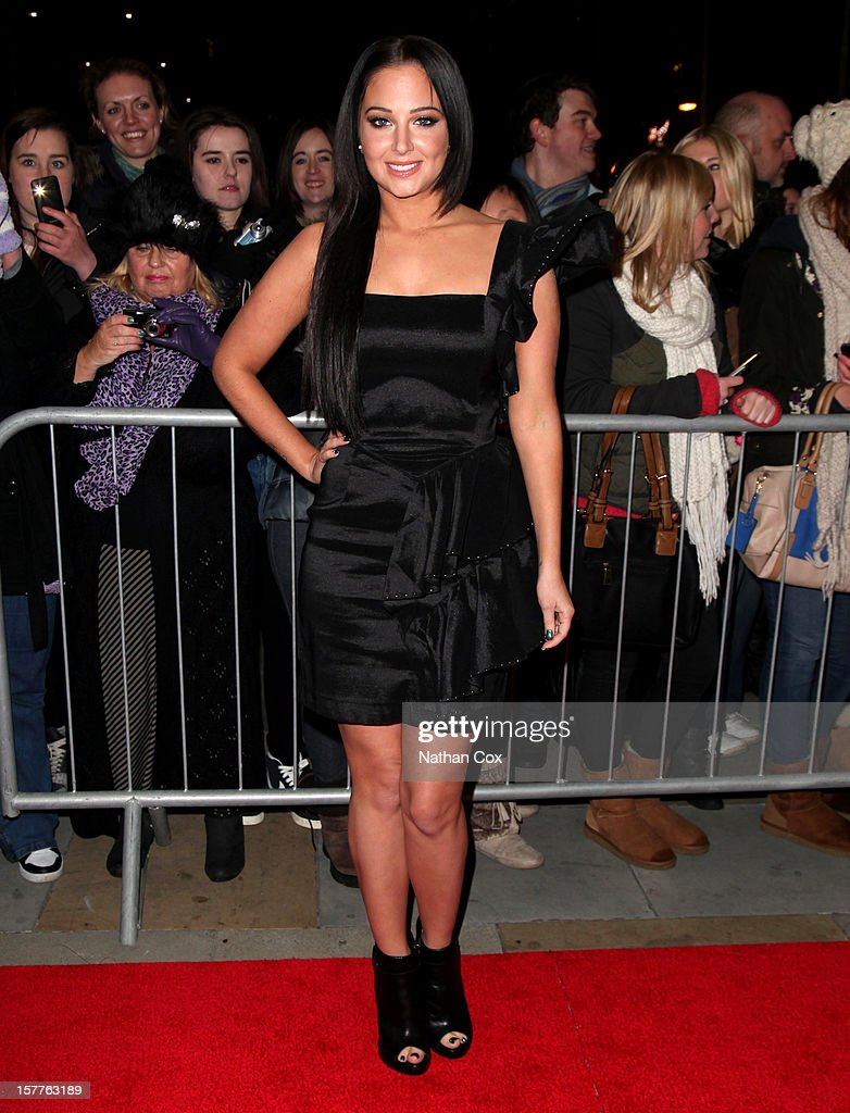 <a gi-track='captionPersonalityLinkClicked' href=/galleries/search?phrase=Tulisa+Contostavlos&family=editorial&specificpeople=6544720 ng-click='$event.stopPropagation()'>Tulisa Contostavlos</a> attends a press conference ahead of the X Factor final this weekend at Manchester Conference Centre on December 6, 2012 in Manchester, England.