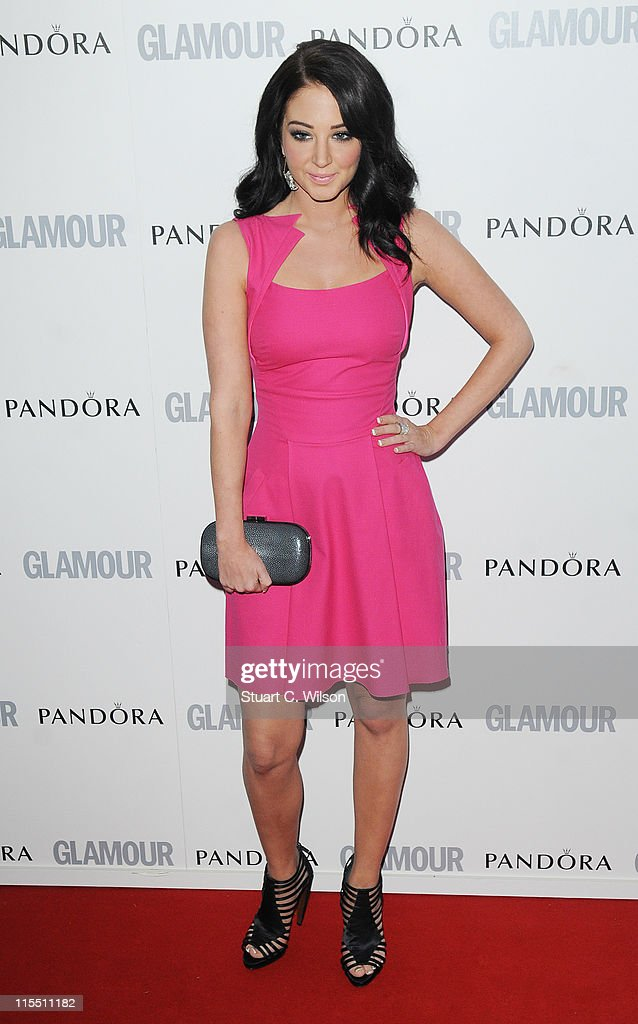 Tulisa Contostavlos attends Glamour Women Of The Year Awards at Berkeley Square Gardens on June 7, 2011 in London, England.