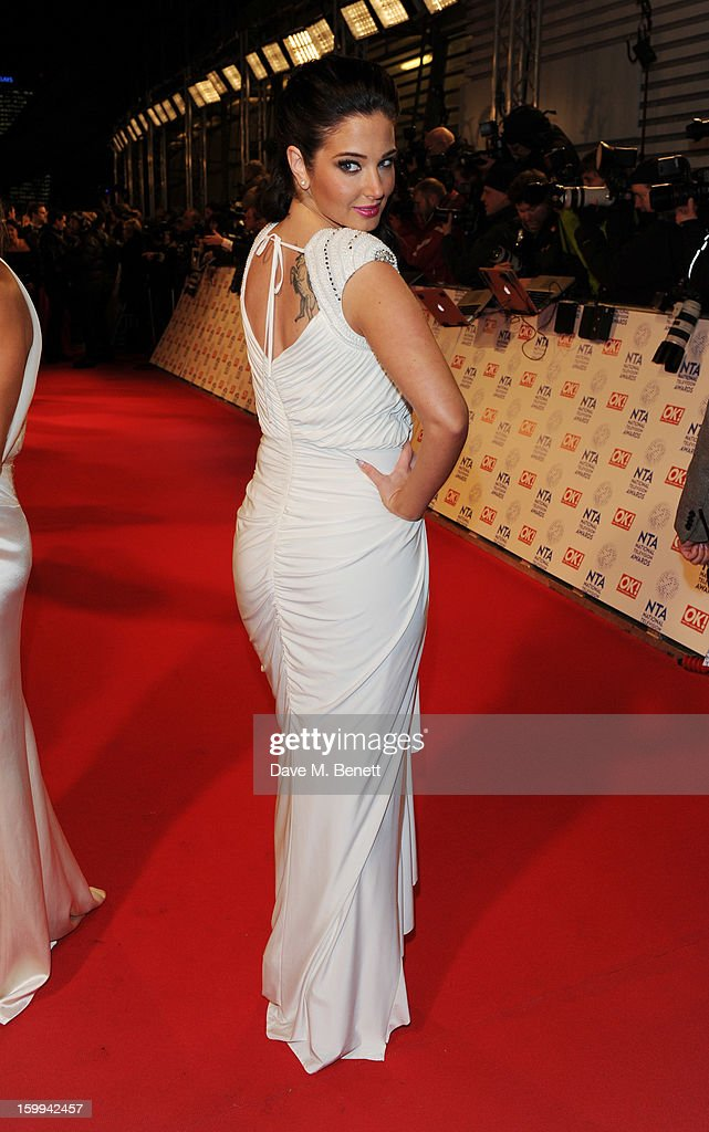 <a gi-track='captionPersonalityLinkClicked' href=/galleries/search?phrase=Tulisa+Contostavlos&family=editorial&specificpeople=6544720 ng-click='$event.stopPropagation()'>Tulisa Contostavlos</a> attends the the National Television Awards at 02 Arena on January 23, 2013 in London, England.
