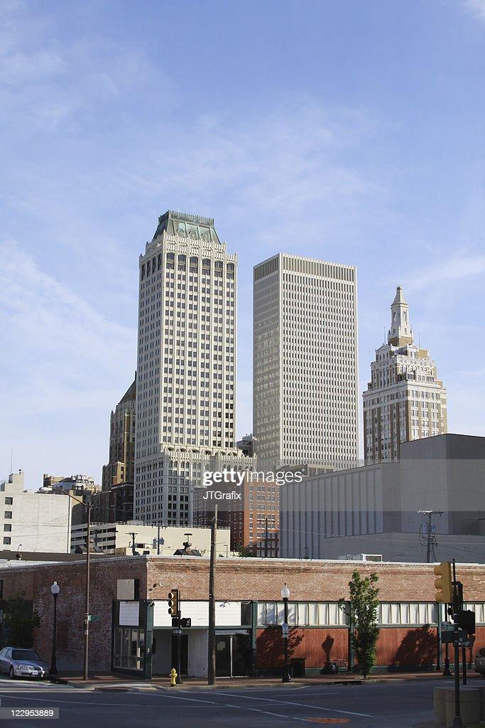 Tulsa, Oklahoma - Downtown