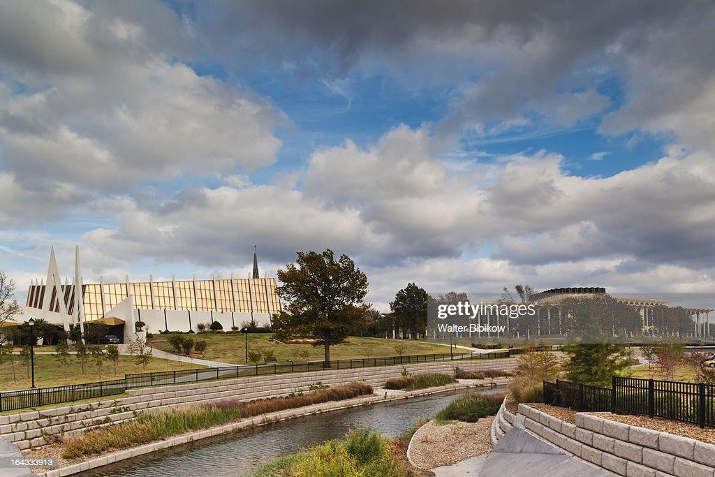 Tulsa, Oklahoma, Exterior View