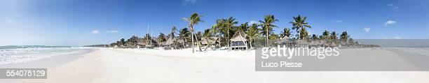 Tulum Beach - Yucatan - Mexico