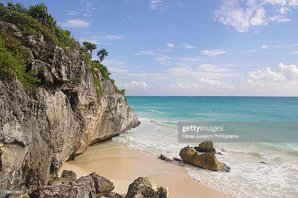 Tulum, Riviera Maya : Stock Photo