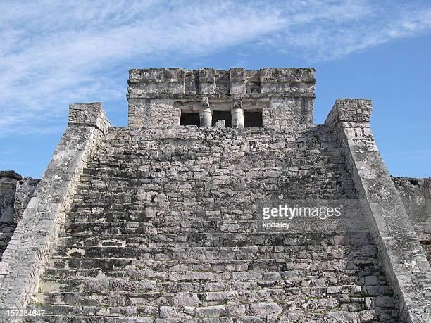 Ruínas de Templo de Tulum