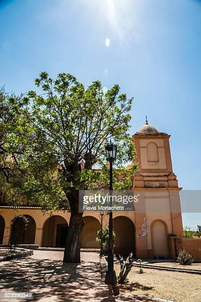 Tulumba's church, C?rdoba, Argentina
