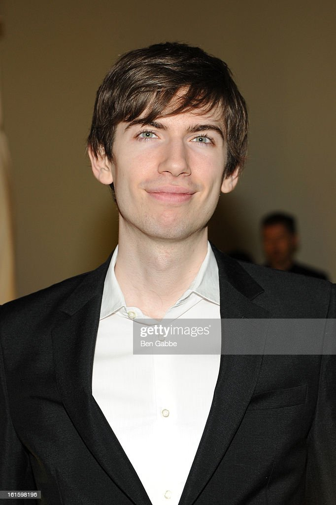 Tumblr CEO David Karp attends the Rodarte Fall 2013 fashion show during Mercedes-Benz Fashion Week at 548 West 22nd Street on February 12, 2013 in New York City.