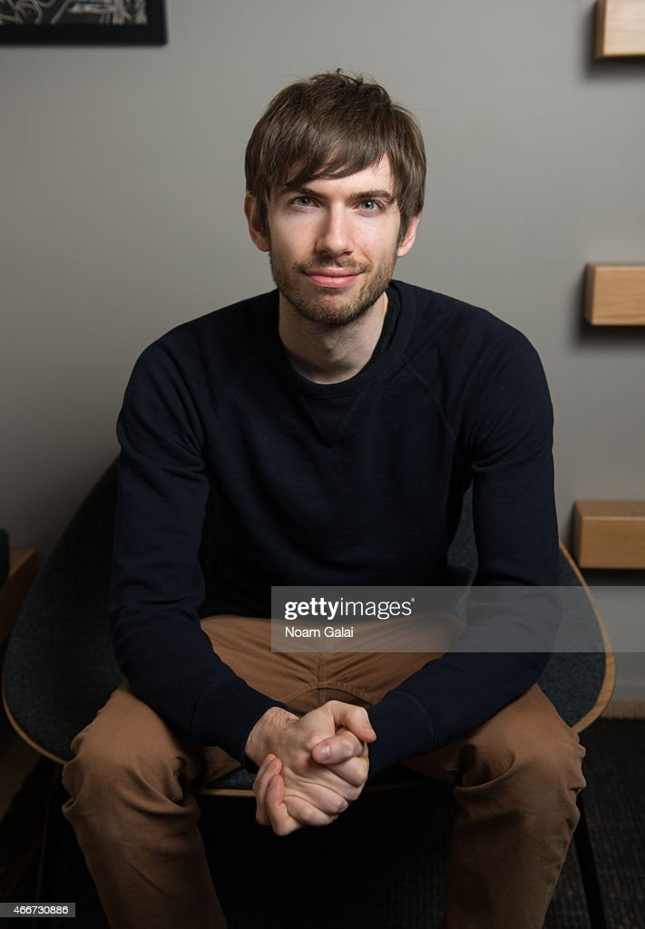 Tumblr CEO <a gi-track='captionPersonalityLinkClicked' href=/galleries/search?phrase=David+Karp&family=editorial&specificpeople=6603515 ng-click='$event.stopPropagation()'>David Karp</a> attends Tumblr's NYFW Creators Dinner at Cosme NYC on February 11, 2015 in New York City.
