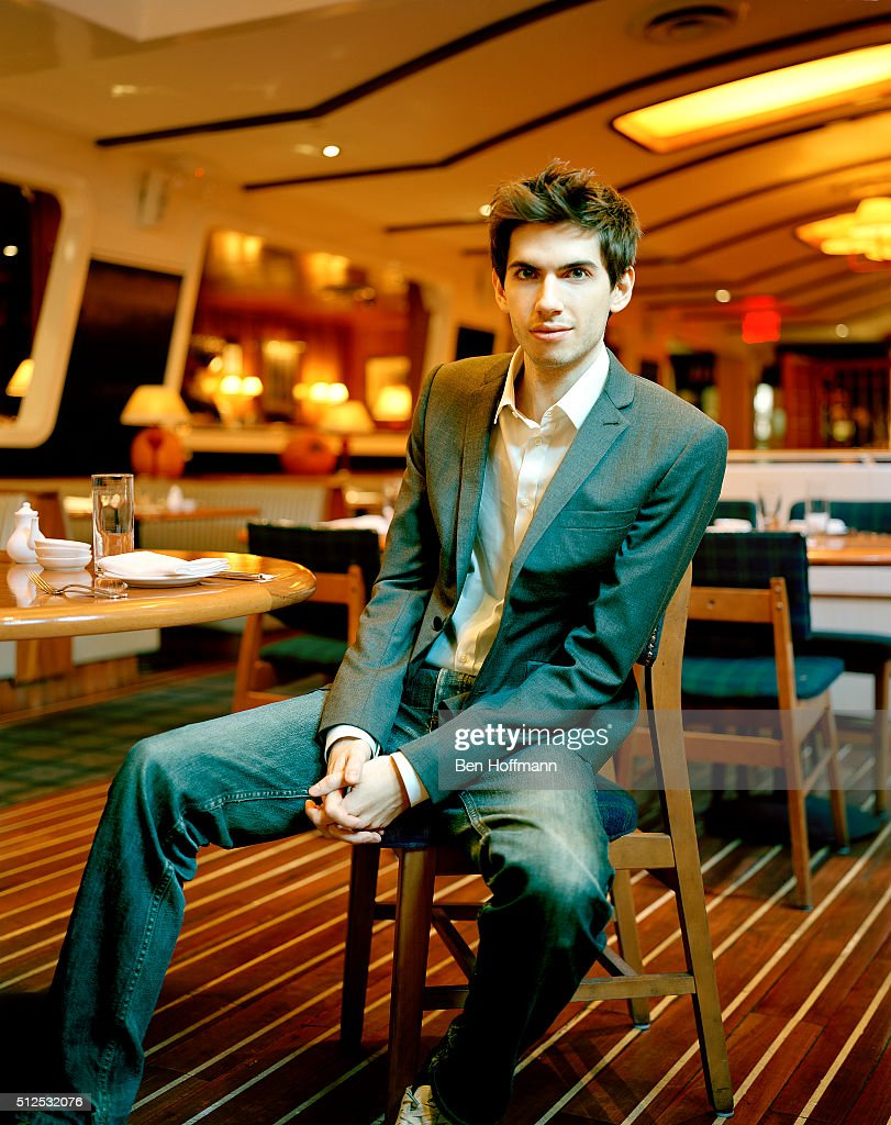 Tumblr CEO, <a gi-track='captionPersonalityLinkClicked' href=/galleries/search?phrase=David+Karp&family=editorial&specificpeople=6603515 ng-click='$event.stopPropagation()'>David Karp</a> is photographed for Vanity Fair Magazine on February 24, 2011 in New York City. PUBLISHED