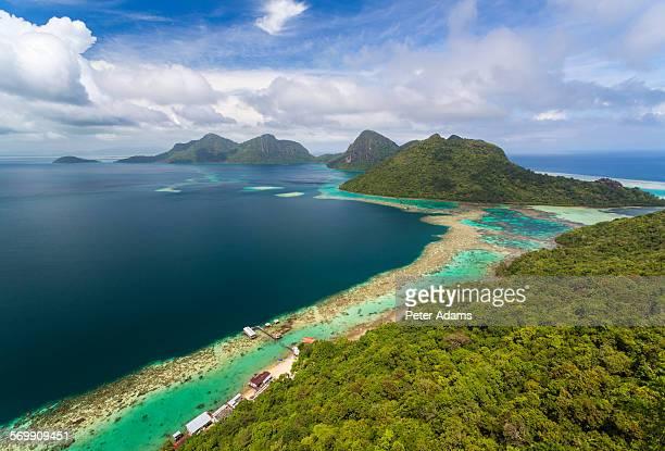 Tun Sakaran Marine Park, Celebes Sea, Sabah