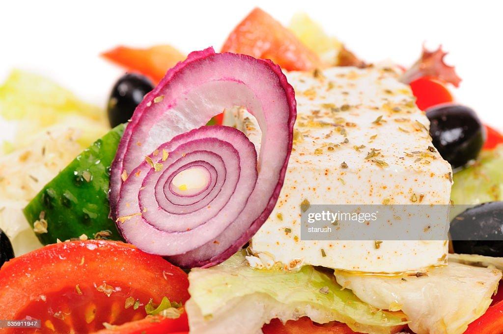 Tuna and vegetable salad : Stock Photo