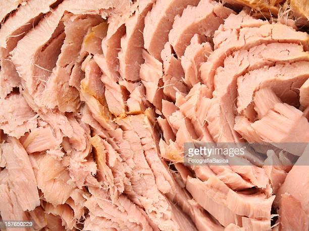 Tuna chunks