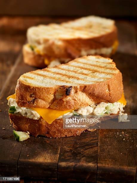 Tonno e formaggio fuso Panini