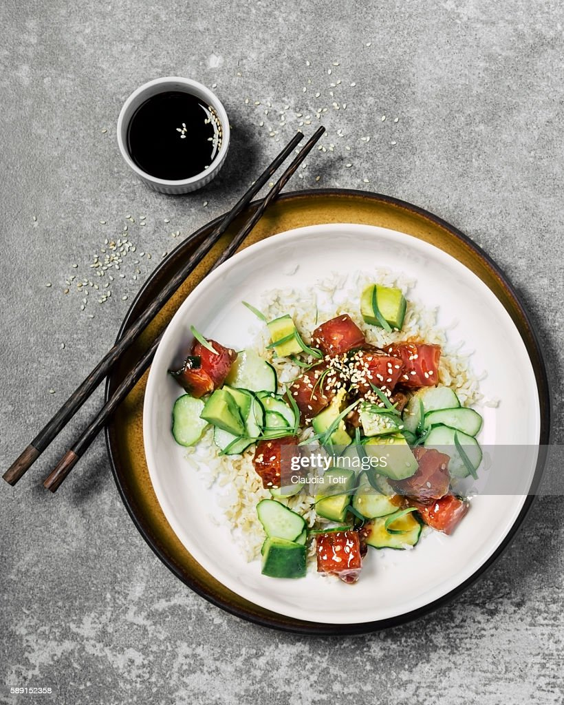 A staple in Hawaiian Cuisine, poke has risen in popular culture and spread to nearly every major city in the United States within the past couple years.