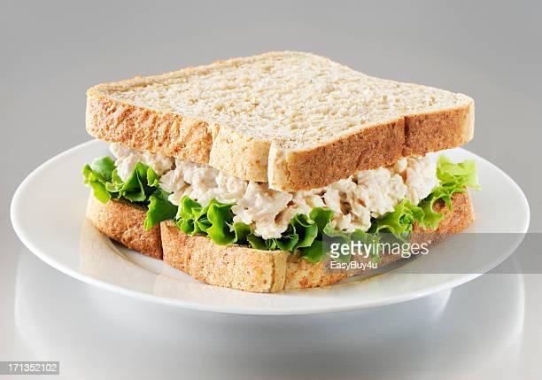 Thunfisch-Salat-sandwich
