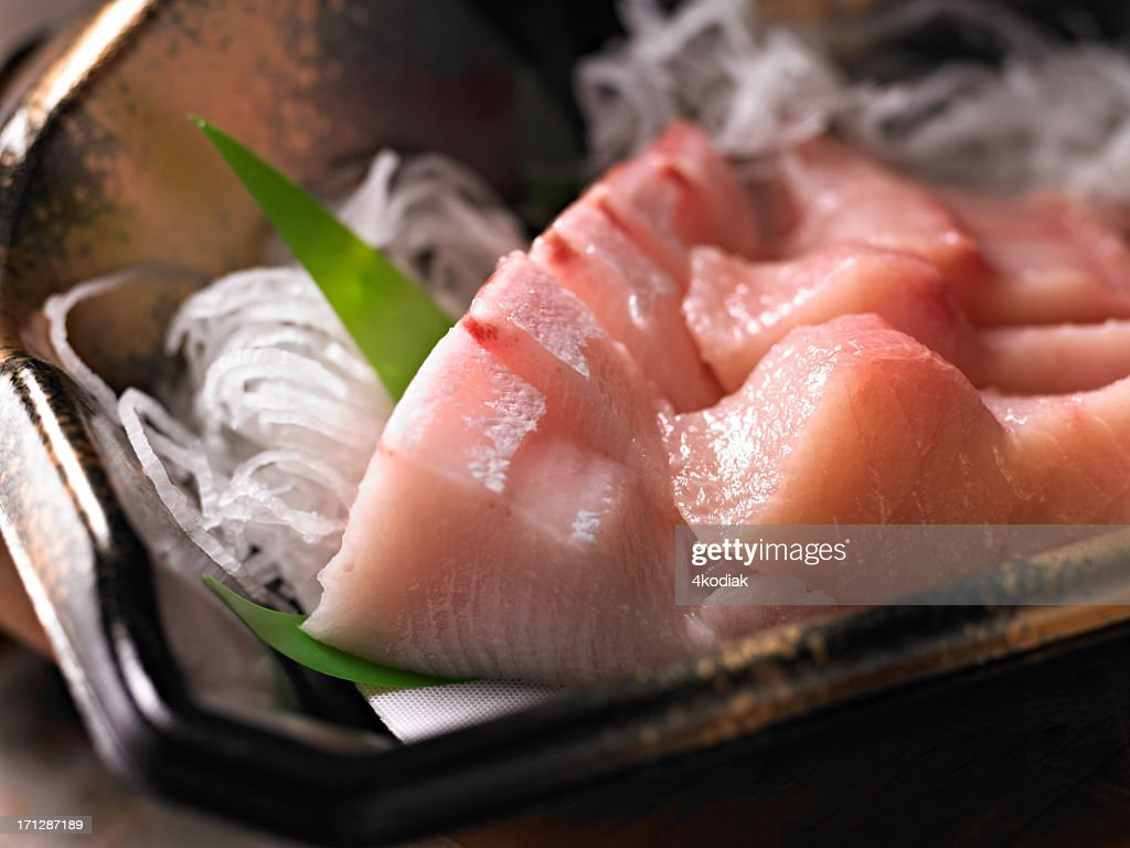 Tuna Sashimi : Stock Photo