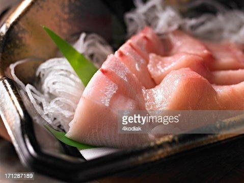 Tuna Sashimi : Stock Photo