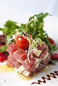 Tuna Tatar Salad