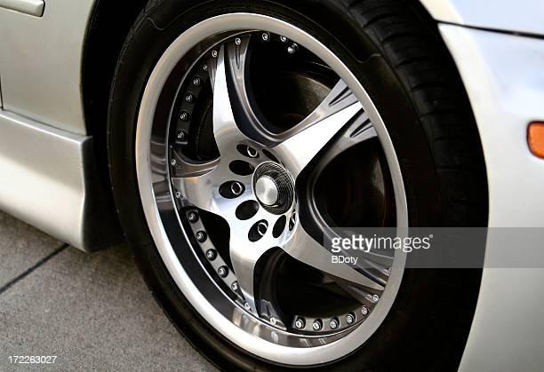 Tuner Car Rim