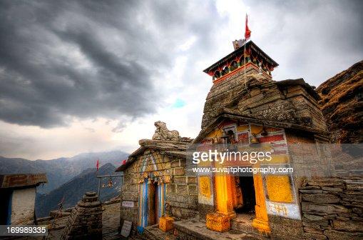 Tunganath Temple