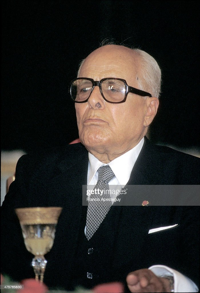 Tunis, Tunisia, , <a gi-track='captionPersonalityLinkClicked' href=/galleries/search?phrase=Habib+Bourguiba&family=editorial&specificpeople=213571 ng-click='$event.stopPropagation()'>Habib Bourguiba</a> President of Tunisia.