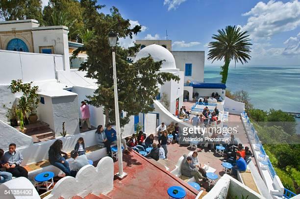 Tunisian Seaside Bar