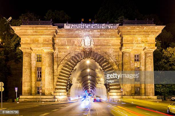 Tunnel in Budapest, Hungary