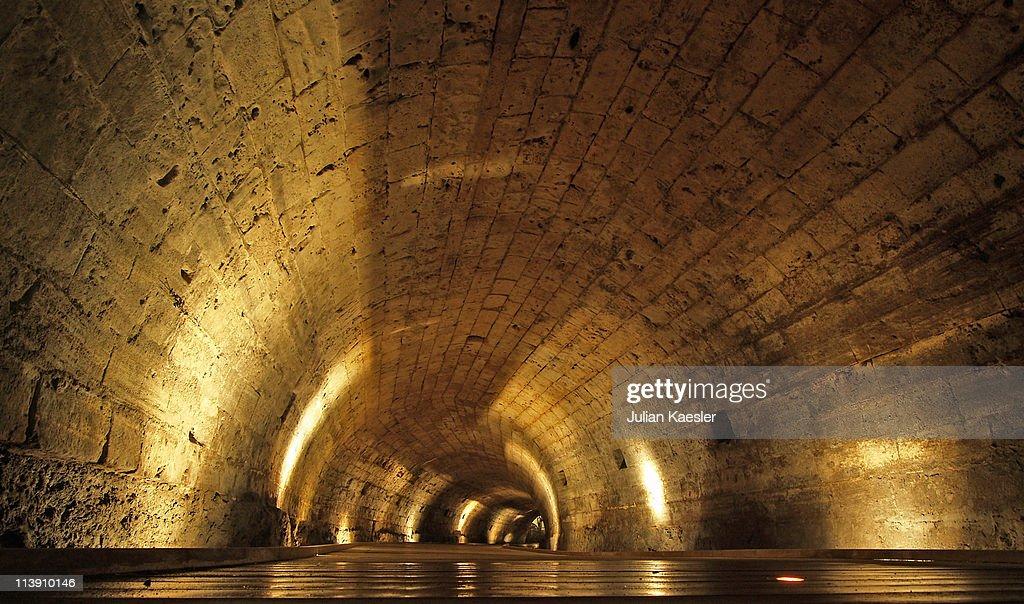 Tunnel of the Templars