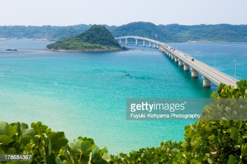 Tunoshima Bridge
