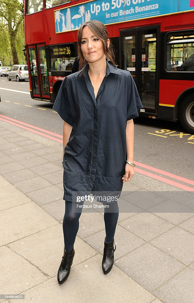 KT Tunstall attends Ivor Novello Awards at Grosvenor House, on May 17, 2012 in London, England.