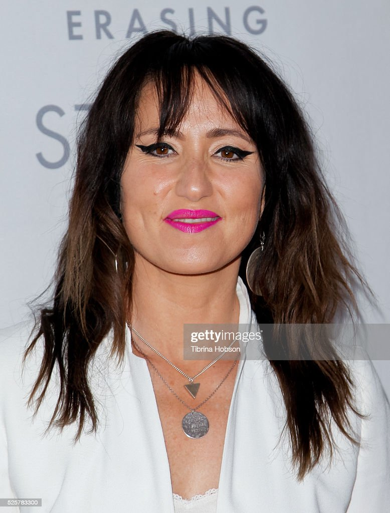 K.T. Tunstall attends the 20th anniversary of 'Erasing The Stigma Leadership Awards' at The Beverly Hilton Hotel on April 28, 2016 in Beverly Hills, California.