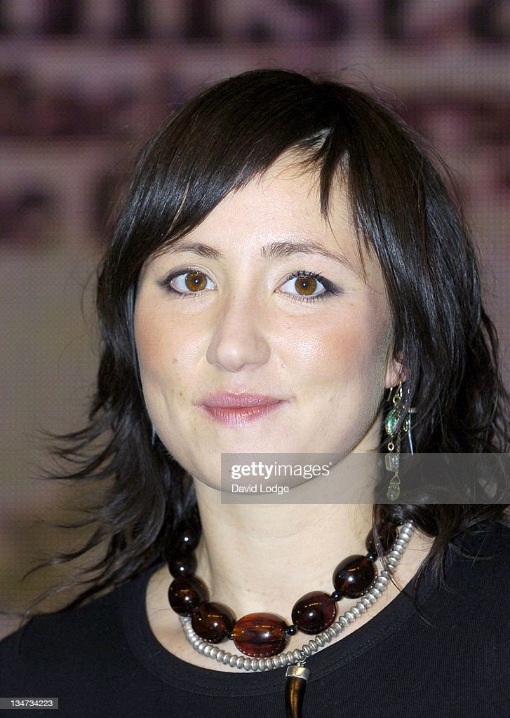 <a gi-track='captionPersonalityLinkClicked' href=/galleries/search?phrase=KT+Tunstall&family=editorial&specificpeople=216375 ng-click='$event.stopPropagation()'>KT Tunstall</a> during <a gi-track='captionPersonalityLinkClicked' href=/galleries/search?phrase=KT+Tunstall&family=editorial&specificpeople=216375 ng-click='$event.stopPropagation()'>KT Tunstall</a> In-Store Performance and Album Signing - February 23, 2005 at HMV Oxford Street in London, Great Britain.