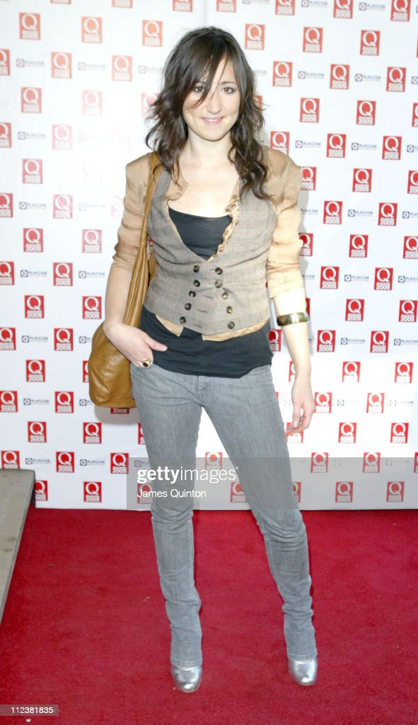 <a gi-track='captionPersonalityLinkClicked' href=/galleries/search?phrase=KT+Tunstall&family=editorial&specificpeople=216375 ng-click='$event.stopPropagation()'>KT Tunstall</a> during Q Awards 2005 at Grosvenor House in London, Great Britain.