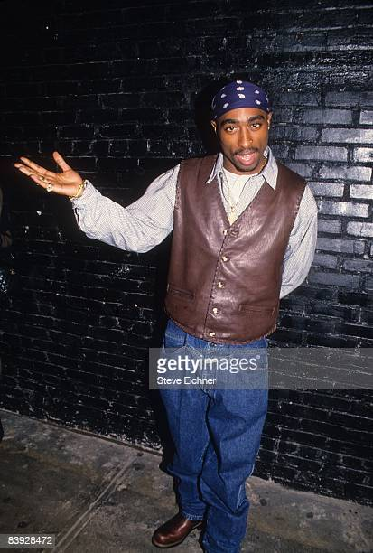 Tupac Shakur at Club USA 1994 New York