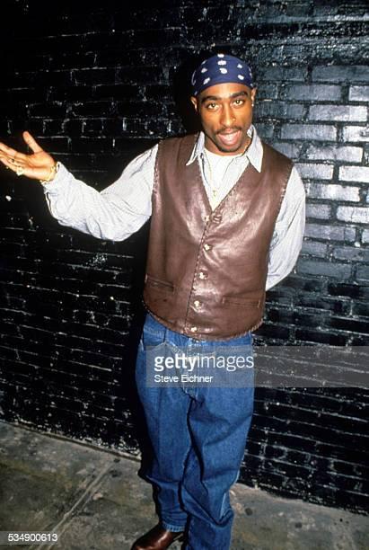 Tupac Shakur at Club USA New York April 2 1994
