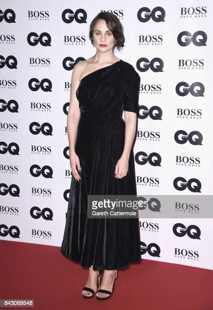 Tuppence Middleton attends the GQ Men Of The Year Awards at the Tate Modern on September 5 2017 in London England