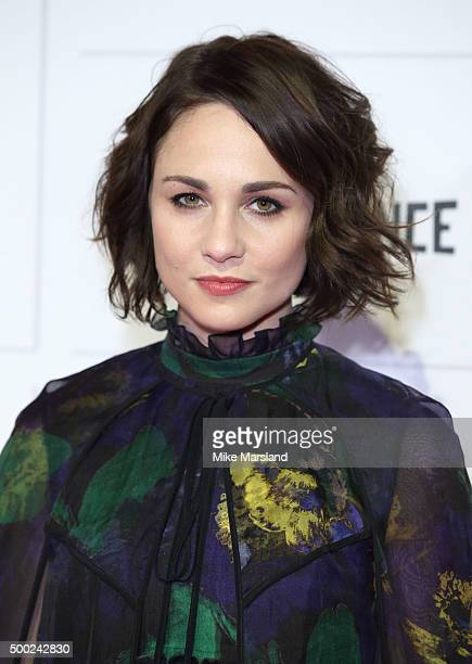 Tuppence Middleton attends the Moet British Independent Film Awards at Old Billingsgate Market on December 6 2015 in London England